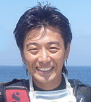《Diving Pro Shop LE POISSON ポワソン》池田 祐也さん