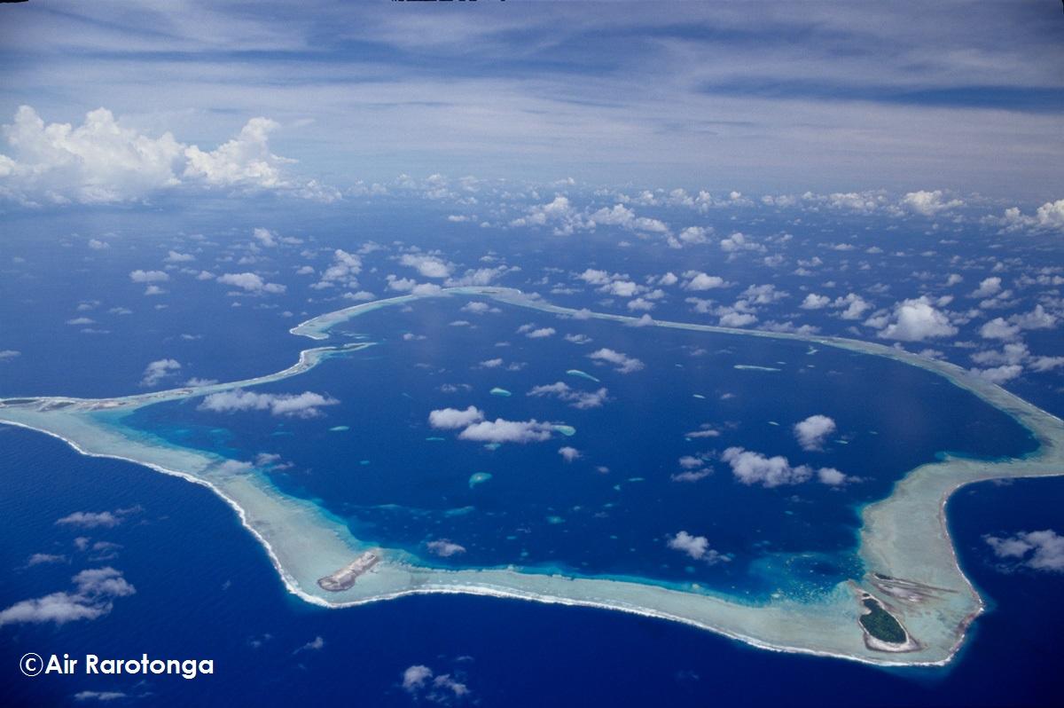 クック諸島、世界最大の海洋保護区を設立