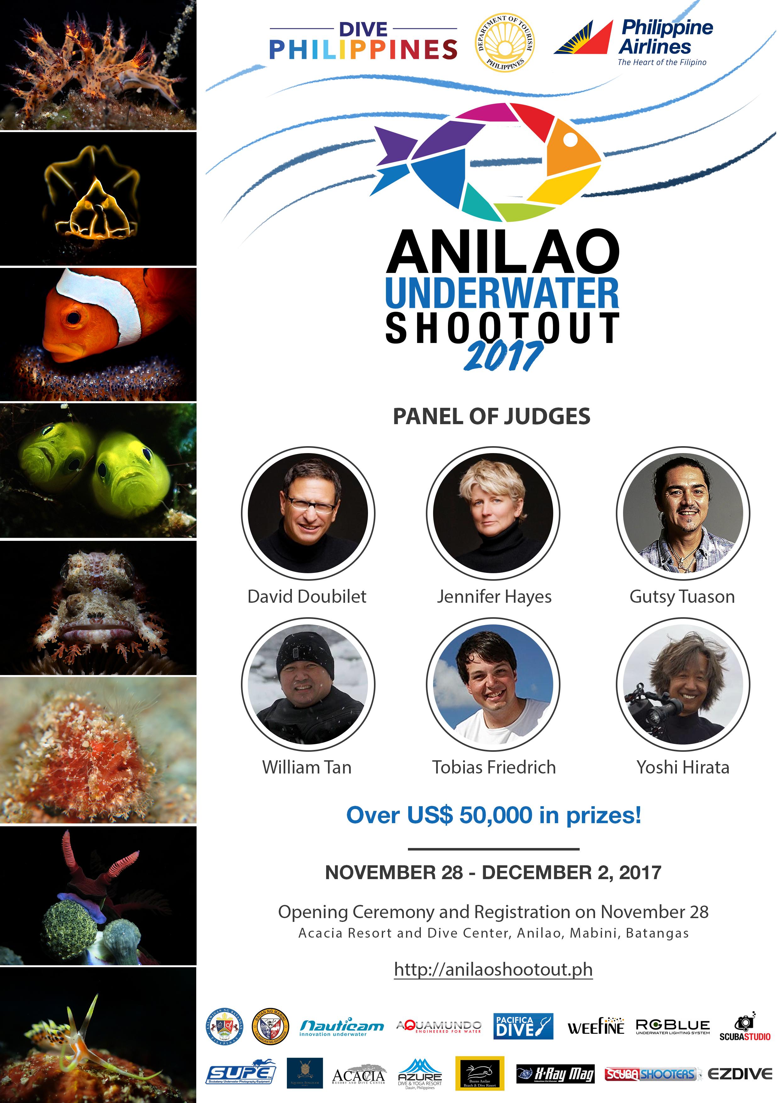 アニラオ水中写真コンテスト2017開催!
