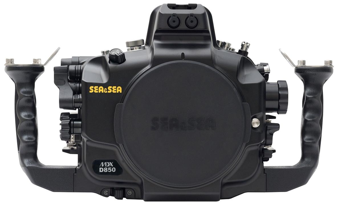 D850用ハウジングMDX-D850発売