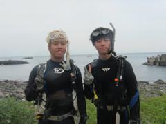 千葉一輝さん(左)<br /> 高岩凌平さん(右)