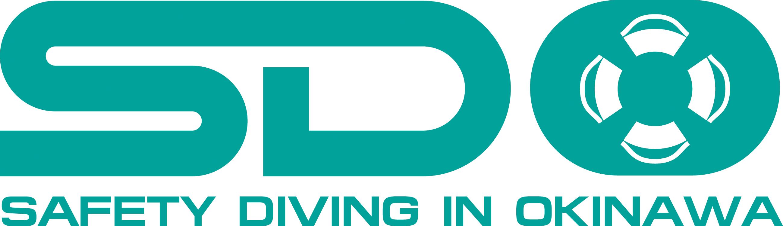 信頼のおける沖縄のダイビングサービスの証の1つとなるSDOマーク。沖縄でダイビングを予定している人は、覚えておきたい