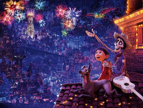 最新ディズニー映画で、メキシコに行こう!