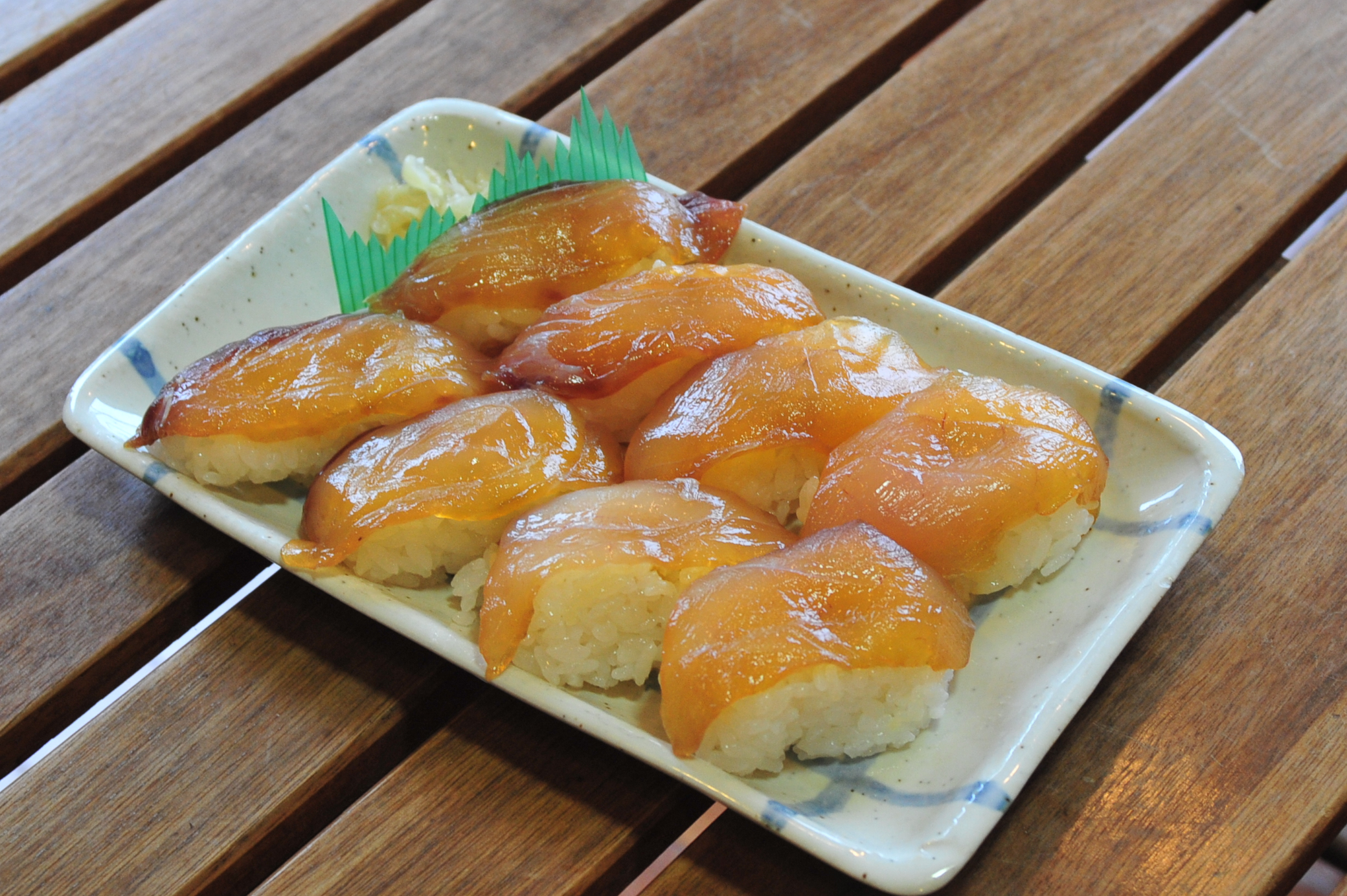 フェアでは島寿司も食べられます!