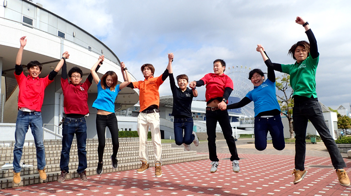 元気とやる気と少しの体力があれば大丈夫!陸上勤務に飽きた人、名古屋港に集まれ!
