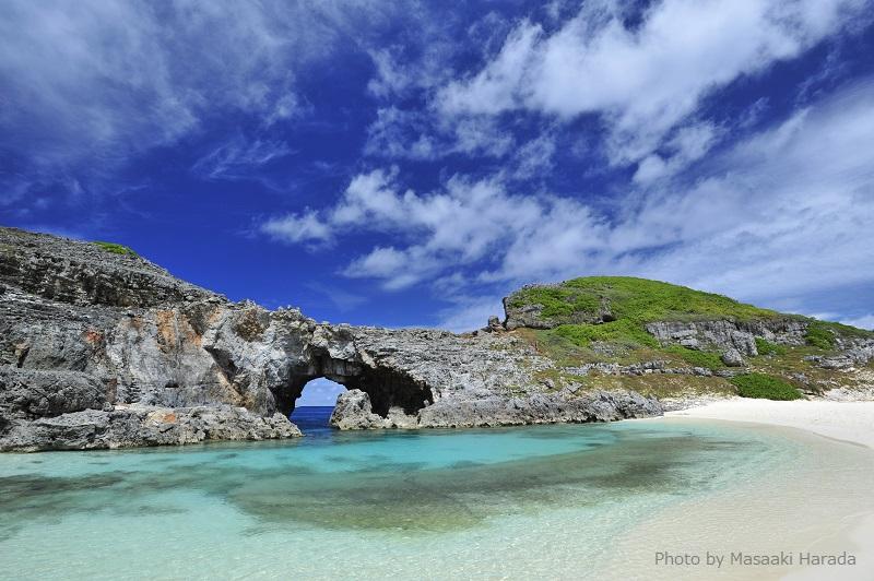 小笠原諸島・父島の南西沖にある南島