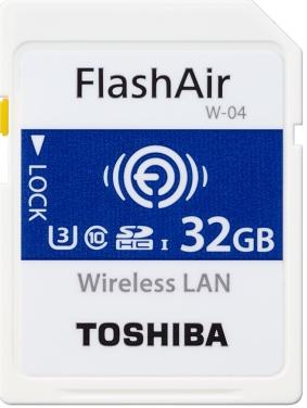 FlashAir™が進化!追加機能でますます便利に