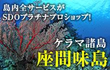 ケラマ諸島・座間味島でのダイビングが安心安全でおすすめな理由