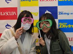 坂梨公紀さん(左) 遠藤のどかさん(右)
