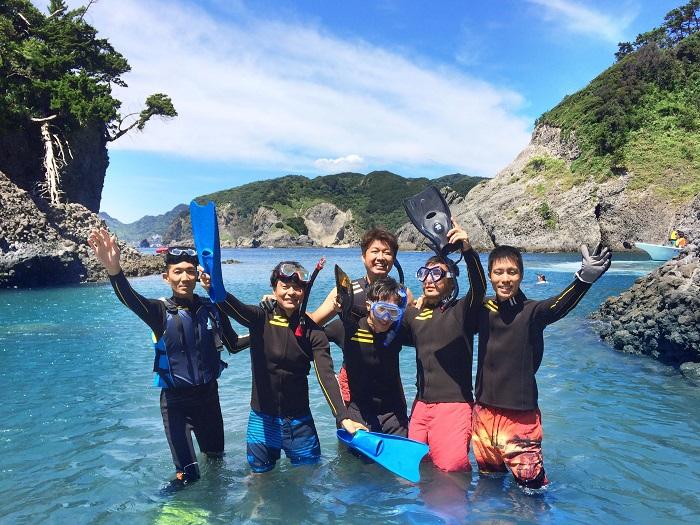 ダイビング業界経験者必見!年間休日132日!「地球と遊ぶ」会社で働きませんか?