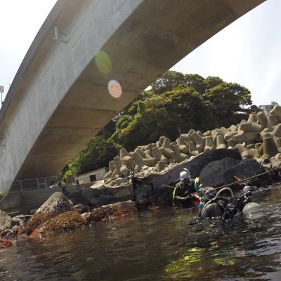 神奈川県真鶴でゆっくり楽しくライセンス取得