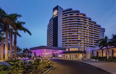 ショッピングセンターやビーチが徒歩圏のカジノホテル 「ザ・スター・ゴールドコースト」