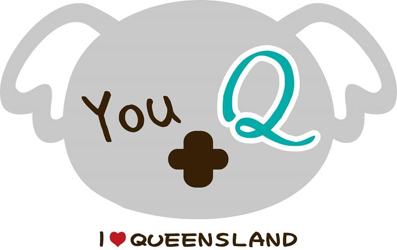 アートパフォーマーのColorhythmRisa(カラリズムリサ)さんが手がけたロゴ。キャラクターはオーストラリアといえば、なコアラ