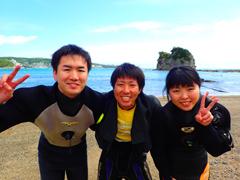 梅谷夏輝さん(左) miyabi(右)