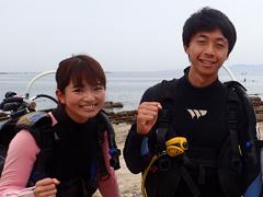 T.Y(左) トモヤ(右)