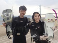 あまにぃ~(左) Minori(右)