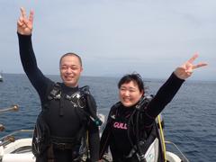 Hiroo(左) ROMIHI(右)