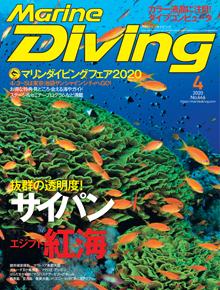 マリンダイビング2020年4月号(海ガール)