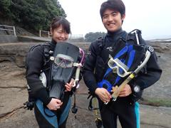 sora(左) けい(右)