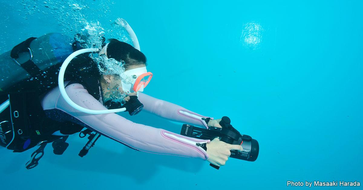 水中スクーター「Lefeet S1」が最高におもしろい!