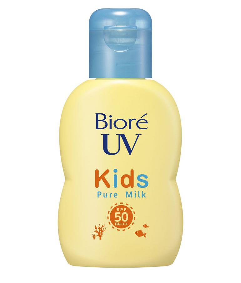 ビオレ UV キッズピュアミルク