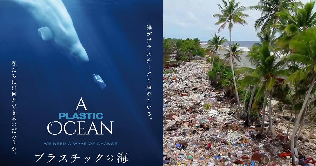 映画『プラスチックの海』11/13より上映開始