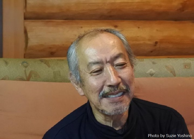 インタビューで楽しそうに語ってくださった吉野さん 写真提供/吉野雄輔フォトオフィス