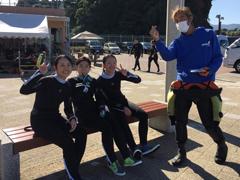 Yuna(左) Kanako(中) Shiho(右)
