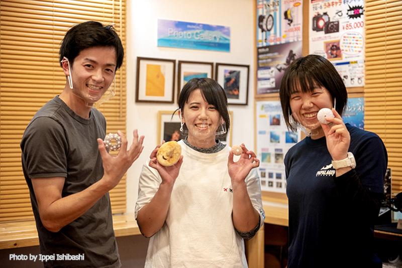 パルクールアスリート・泉ひかりさんがPADIオープン・ウォーター・ダイバーのCカードを取得!